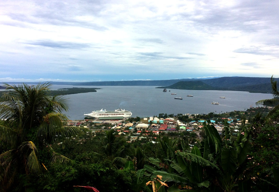 OMG!! I'm in PNG! Part Five: Always Rumbling Rabaul